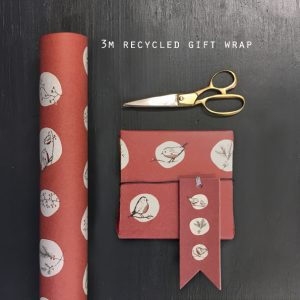 Wrapping Paper & Tags